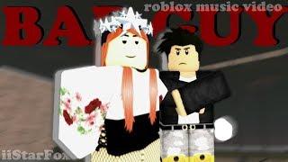 Billie Eilish- BAD GUY [ROBLOX MUSIC VIDEO] //includes graphic content\\~iiStarFox~