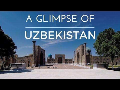 A Glimpse of Uzbekistan