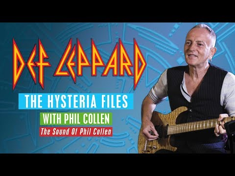 DEF LEPPARD  The Hysteria Files with Phil Collen 6 of 6