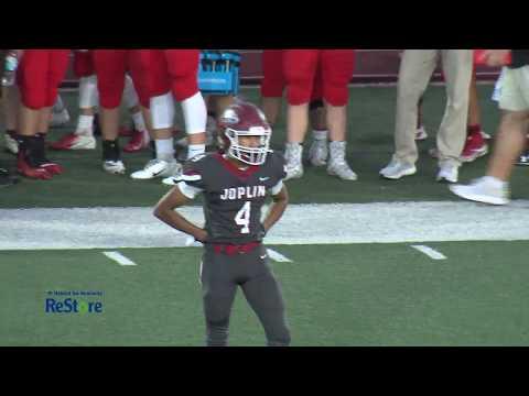 Joplin High School Varsity Football Vs Ozark High School