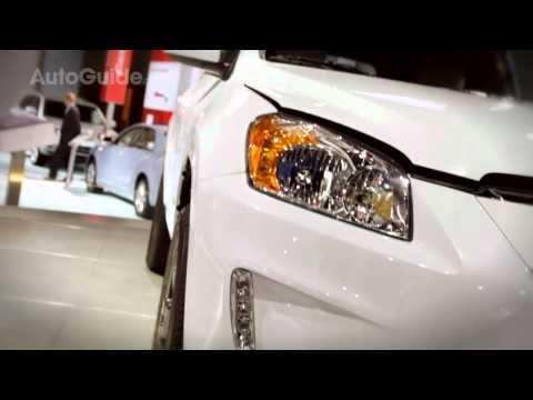 LA Autoshow 2010: Toyota RAV4 EV