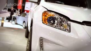Toyota RAV4 EV Concept 2010 Videos