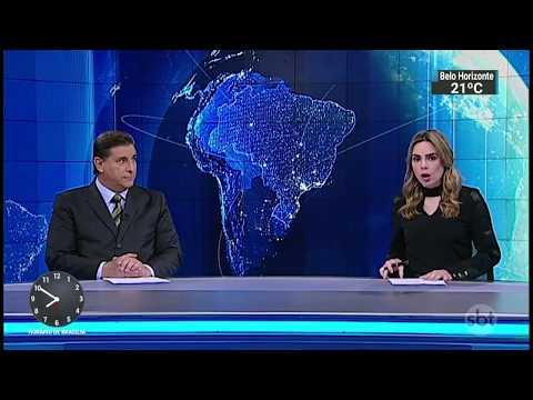 Advogado de Itatiba Glauber Sanfins no SBT Brasil rede nacional