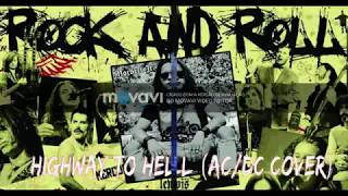 Norbert Jr   Highway To Hell ACDC Cover