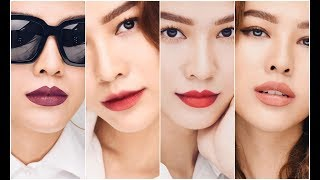 4 Popular Ways To Apply Lipstick You Should Know | 4 Kiểu Đánh Son Phổ Biến Bạn Nên Biết
