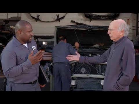 Download Curb Your Enthusiasm - Larry pretends to have Asperger's (I'm a good driver)