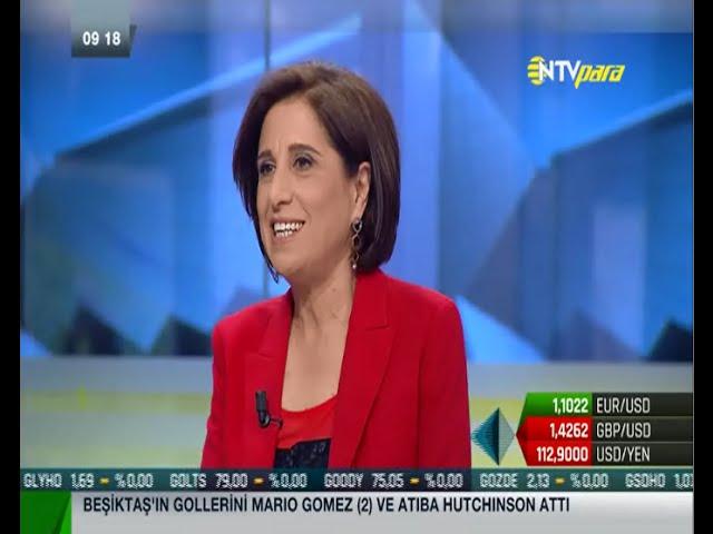 TÜSİAD Yönetim Kurulu Başkanı Cansen Başaran-Symes NTV Kadınlar Günü Özel yayınına katıldı.