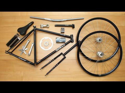 Bike Build - Surly Steamroller Fixed Gear