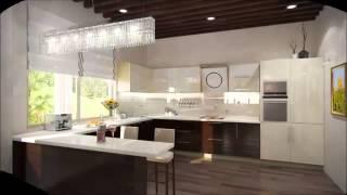Дизайн мебель маленькой кухни в частном доме Москва недорого косметический под ключ йул15(, 2014-07-28T11:30:45.000Z)