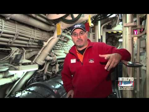 Tour Guide Talks: Submarine Growler