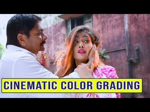 Repeat The Best Bangla Film Look Color Correction & Cinematic Color