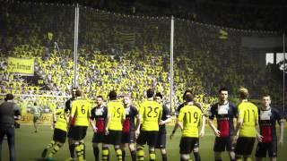 FIFA 15   Видео игрового процесса, офицальный трейлер FIFA 15 Gameplay Review, officzl trailer