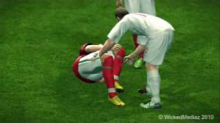 How to Punish Cheaters in Football (PES 2010)