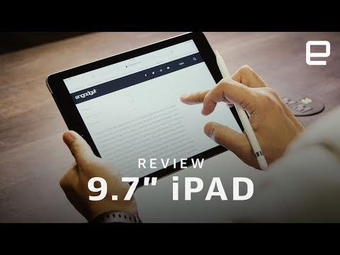 "Apple 9.7"" iPad (2018) review"