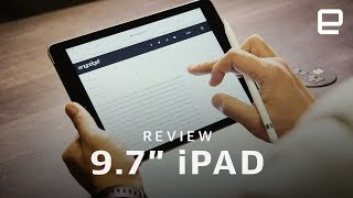 "Apple 9.7"" iPad (2018) review"