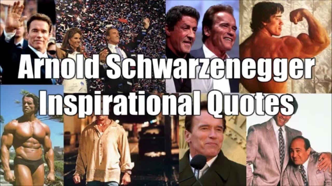 Arnold schwarzenegger inspirational quotes motivation for life arnold schwarzenegger inspirational quotes motivation for life youtube malvernweather Gallery