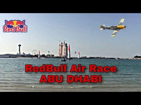 Redbull Air Race Abudhabi 2017