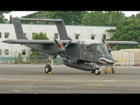 Image result for ov 10 bronco plane