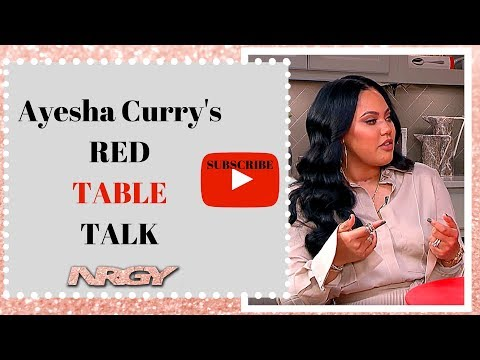 Coach NRGY –  Outlook on Ayesha Curry Red Table Talk
