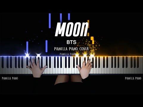 BTS - Moon | Piano Cover by Pianella Piano