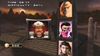Mortal Kombat Armageddon - Baraka Arcade Ladder