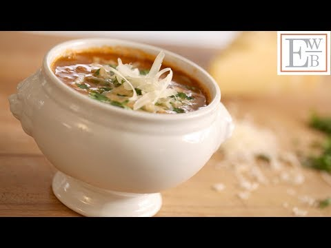 Beth's Minestrone Soup Recipe | ENTERTAINING WITH BETH