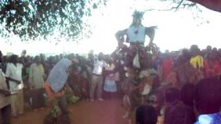 Nyau Dancing in Vulamakoko