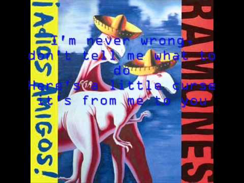 Music video Ramones - Cretin Family