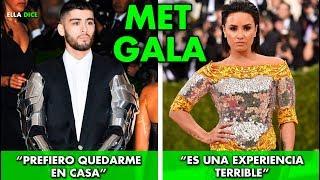 """10 FAMOSOS Que Han Sido """"EXPULSADOS"""" De La MET Gala"""