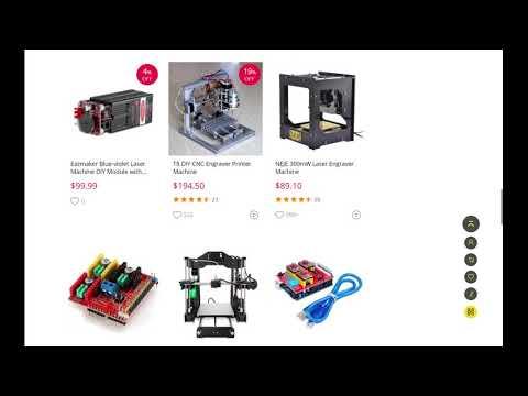 EZT DIY 3D printer of Metal Large-size High-precision