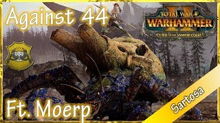 Let's Play Against: Total War Warhammer 2: Piratenkrone (D | HD) #44