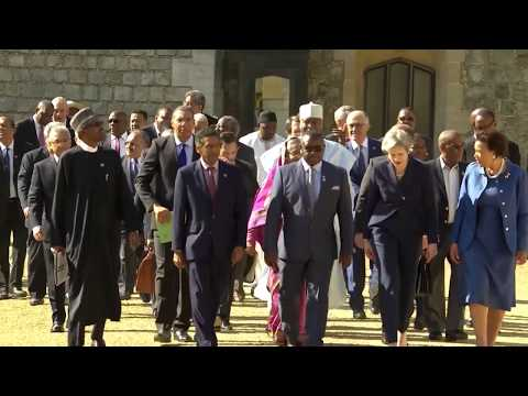 Commonwealth Heads of Government Meeting 2018 - Day Five