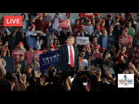 President Donald Trump Rally LIVE In Fayetteville, NC 9/9/19 (RSBN)