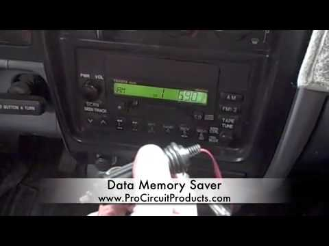 General Power Inc. - Data Memory Saver