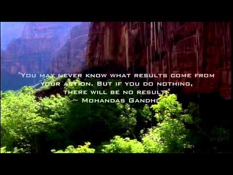The Vision by ALDO, Instrumental Piano Music, Nature, and Life Changing Inspirational Quotes