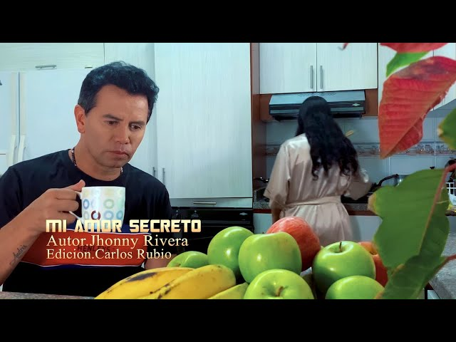 Jhonny Rivera - Mi Amor Secreto (Video Oficial)