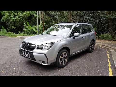 2018 Subaru Forester 2.0 Full In Depth Review | EvoMalaysia.com