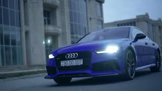 AUDI RS7 SPORTBACK - SHORT VIDEO FOR @STREETLEGENDS_BAKU