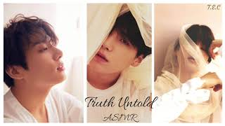 BTS Truth Untold but they're whispering it in your ear *rip headphone users*