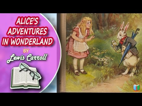 Best AudioBooks for kids - Alice's Adventures in Wonderland  – AudioBooks4You