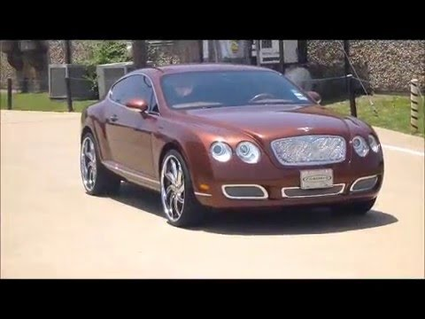 2005 bentley continental gt youtube. Black Bedroom Furniture Sets. Home Design Ideas