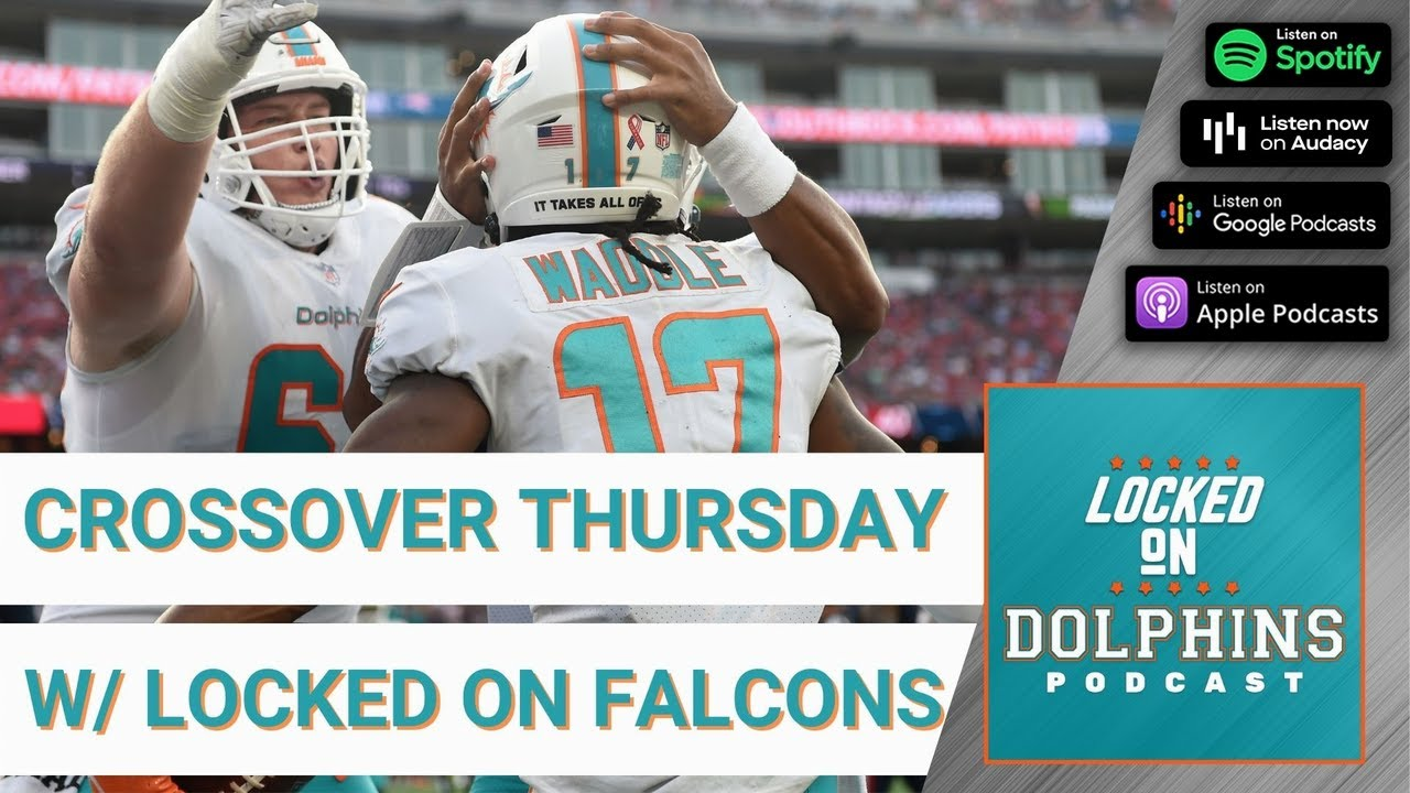 Falcons vs. Dolphins: Inactives & Injuries - Starting Lineman Out