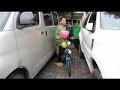 'Ikuti Jejak Pak Jokowi' Gibran Rakabuming Raka Bagi Bagi Sepeda Mini Diacara ULTAH Putra Pertama