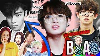 ATACAN y ACOSAN A BTS|CHANYEOL de EXO NOS LO MUESTRA!|BIGBANG y TOP JUNTOS de NUEVO|COMEBACK? Y MÁS