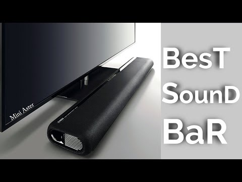 Top 8: Best Soundbars 2018-2019 Review -Budget TV Sound Bar