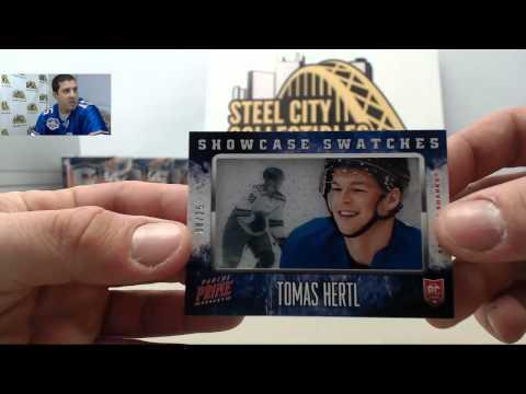 Hockeyfoo - 2013-14 Panini Prime Hockey Hobby Box Break