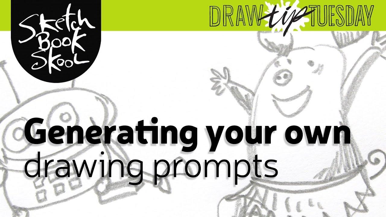 drawing ideas generator - 1280×720