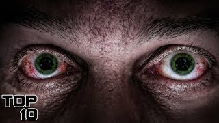 Top 10 Scary Hypnosis Stories