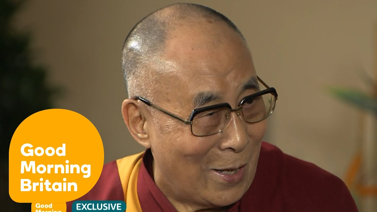 Dalai Lama World Exclusive With Piers Morgan On ISIS ...