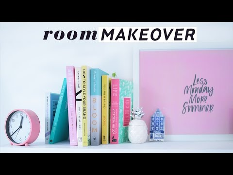 Bedroom Makeover On A Budget  Organize Your Life